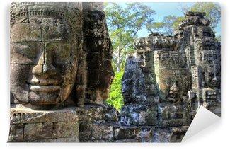 Vinylová Fototapeta Wat Bayon (Angkor Wat) - Siam Reap - Kambodža / Kambodscha