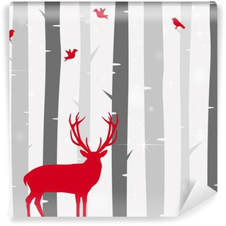 Vinylová Fototapeta Weihnachtskarte