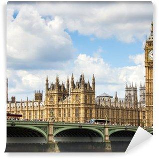 Vinylová Fototapeta Westminster pohled