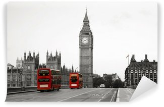 Vinylová Fototapeta Westminsterský palác