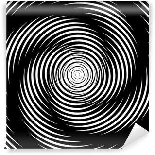 Fototapeta Winylowa Whirlpool Projekt iluzję ruchu tle