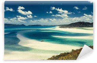 Vinylová Fototapeta Whitehaven Beach v Austrálii