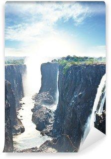 Fototapeta Winylowa Wodospad Wiktorii