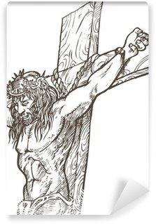 Fototapeta Vinylowa Wyciągnąć rękę jesus