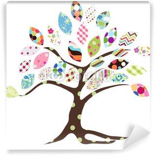 Fototapeta Vinylowa Wzór drzewa