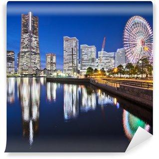Vinylová Fototapeta Yokohama, Japonsko