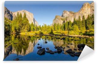 Vinylová Fototapeta Yosemite