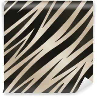 Vinylová Fototapeta Zebra Stripe Pattern