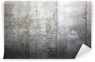 Vinylová Fototapeta Zeď z betonových stěn