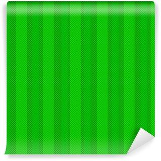 Vinylová Fototapeta Zelená bezešvé geometrický vzor s čáry pixel.