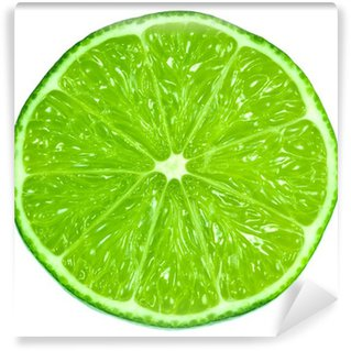 Vinylová Fototapeta Zelená Limes