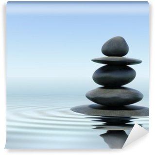 Vinylová Fototapeta Zen kameny