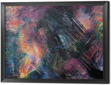 Framed Canvas Abstract backgrounds