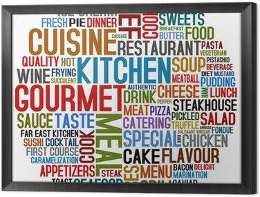 gourmet and cuisine