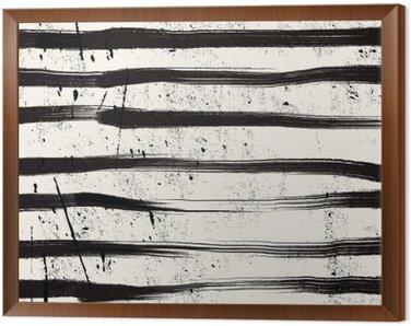 Grunge stripe background.