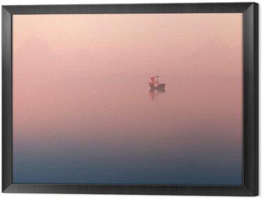 Framed Canvas image59c