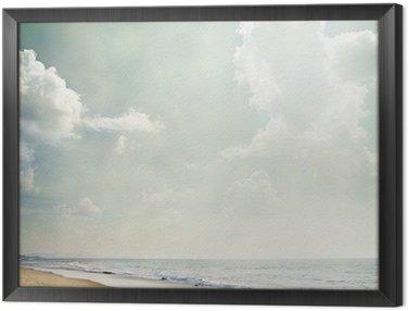 Framed Canvas Nature-74