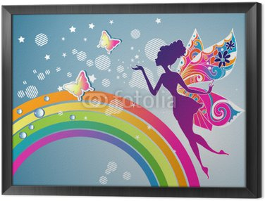 Rainbow Fairy graphic