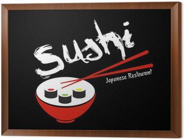 Sushi Japanese Restaurant design template
