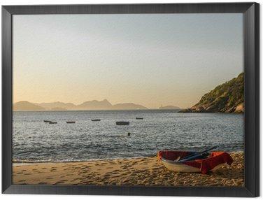 Framed Canvas Urca, Rio de Janeiro, RJ