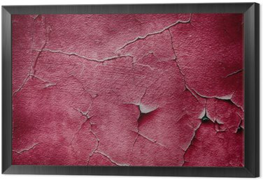 Framed Canvas Wall Cement Backgrounds & Textures