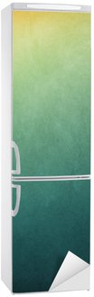 Textured Gradient Backgrounds Fridge Sticker