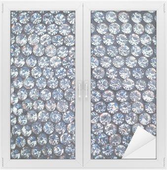 Glas- och Fönsterdekorer Jewel bakgrund