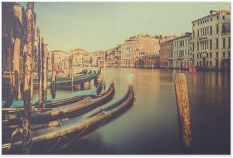 HD Poster Morgen in Venedig