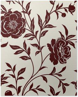 HD Poster Duvar kağıdı çiçek