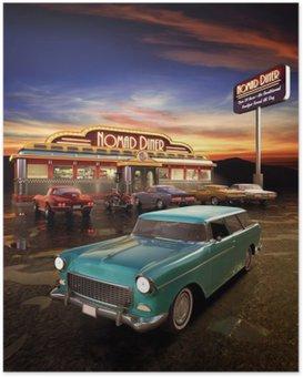 HD Poster American Diner