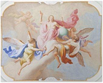 HD Poster Ochsenhausen fresco