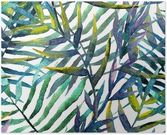 HD Poster Verlaat abstract patroon achtergrond wallpaper aquarel