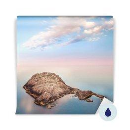 Fototapeta - Minimalistyczny morski krajobraz