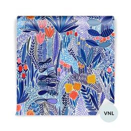 Fototapeta do jadalni - Tropikalny kwiatowy wzór