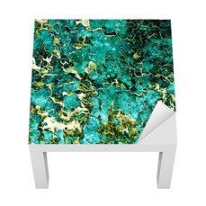 Adesivo - Sfondo astratto colore collage con macchie