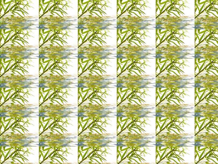 Vinylová Tapeta Bamboo Garden - Náboženství