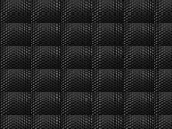 Vinylová Tapeta Black metal background - Struktury