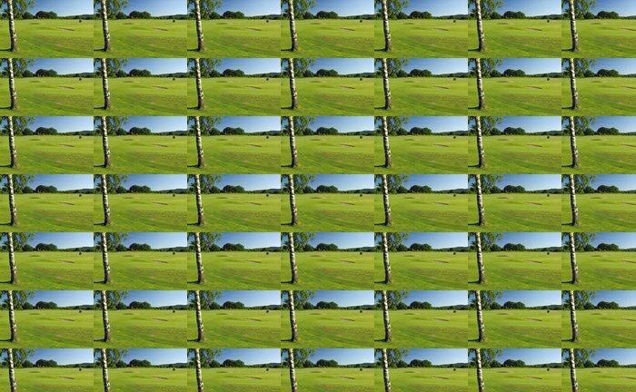 Vinylová Tapeta Švédská golfové hřiště krajiny - Témata