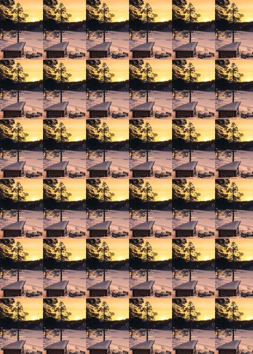 Vinylová Tapeta Bod ke Slunci - Evropa