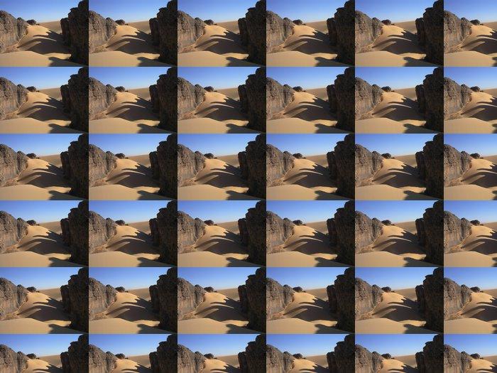 Vinylová Tapeta Duny et Roches - Afrika