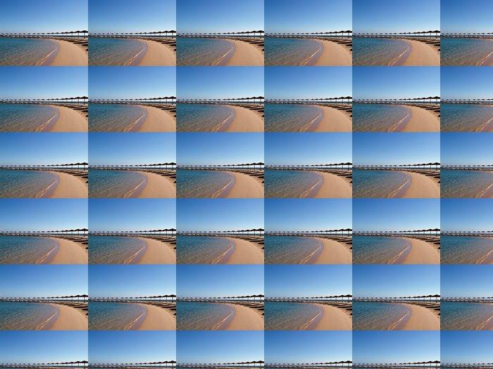 Vinylová Tapeta Pláž zátoka - Afrika