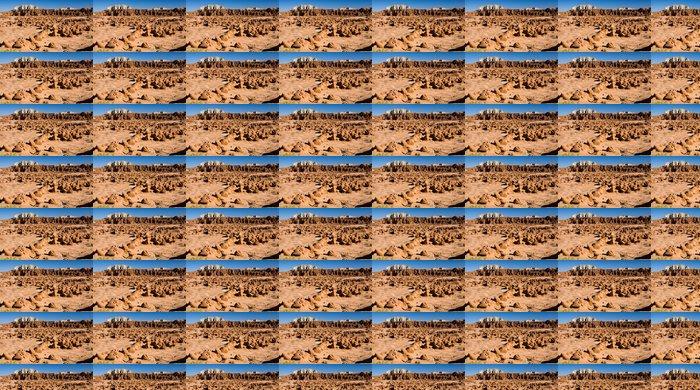 Vinylová Tapeta Zemní z Goblin Valley 01 - Pouště