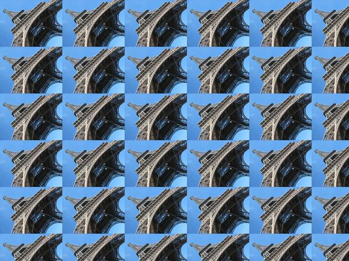 Vinylová Tapeta Eiffelturm_perspektive - Jiné