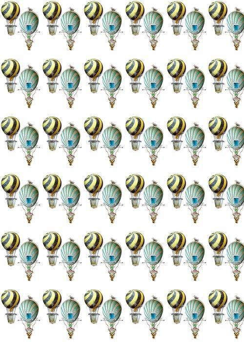 Vinylová Tapeta Barevné balónky - Jiné pocity