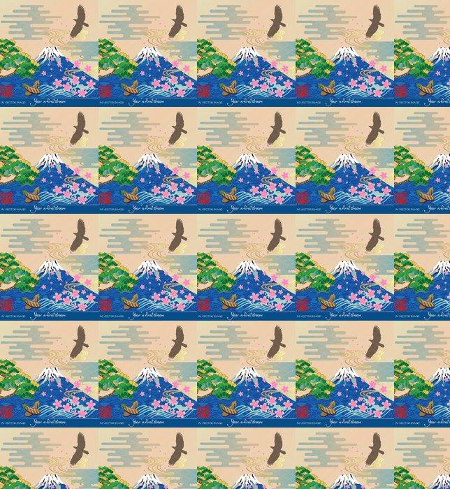 Vinylová Tapeta Ai Vector image: Letošní první sen - Mezinárodní svátky