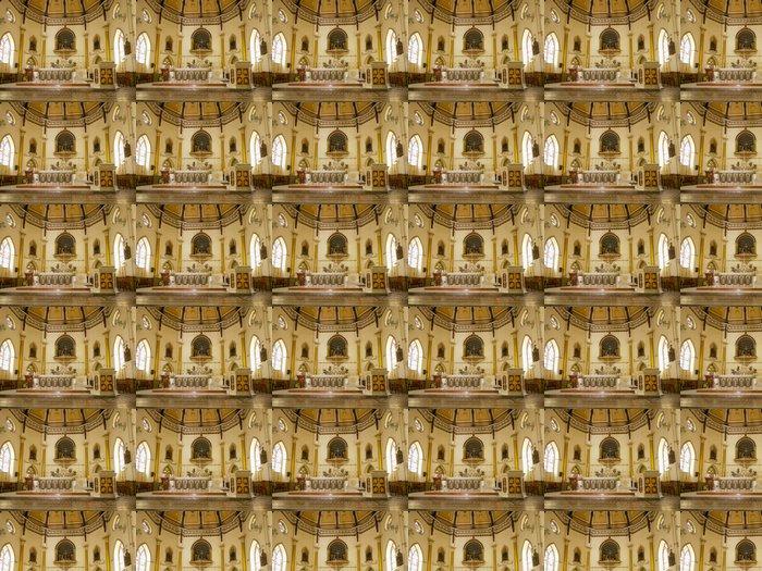 Vinylová Tapeta Interiér kostela svatého růžence v Bangkoku v Thajsku - Asie