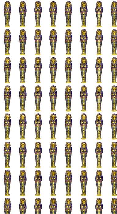 Vinylová Tapeta Pharao - Afrika