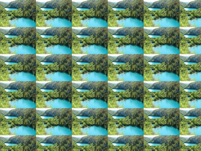 Vinylová Tapeta Národní park Plitvická jezera - Témata