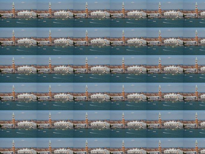 Vinylová Tapeta Panorama Wenecji - Evropská města