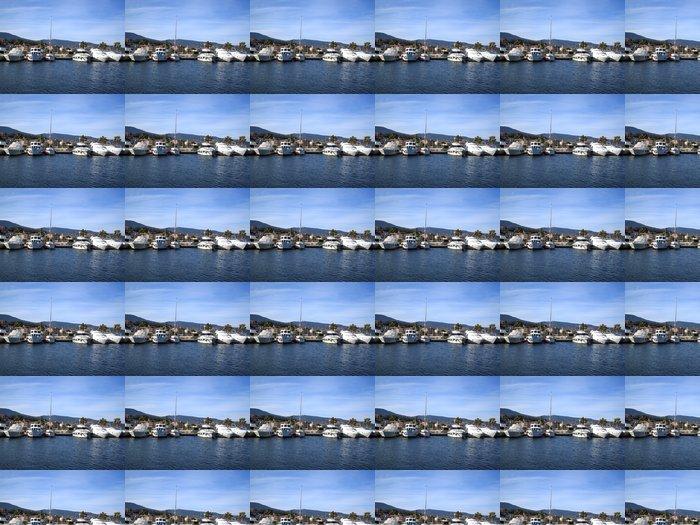 Vinylová Tapeta Hafen - Infrastruktura